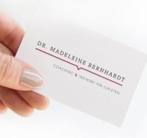 Dr. M. Bernhadt →